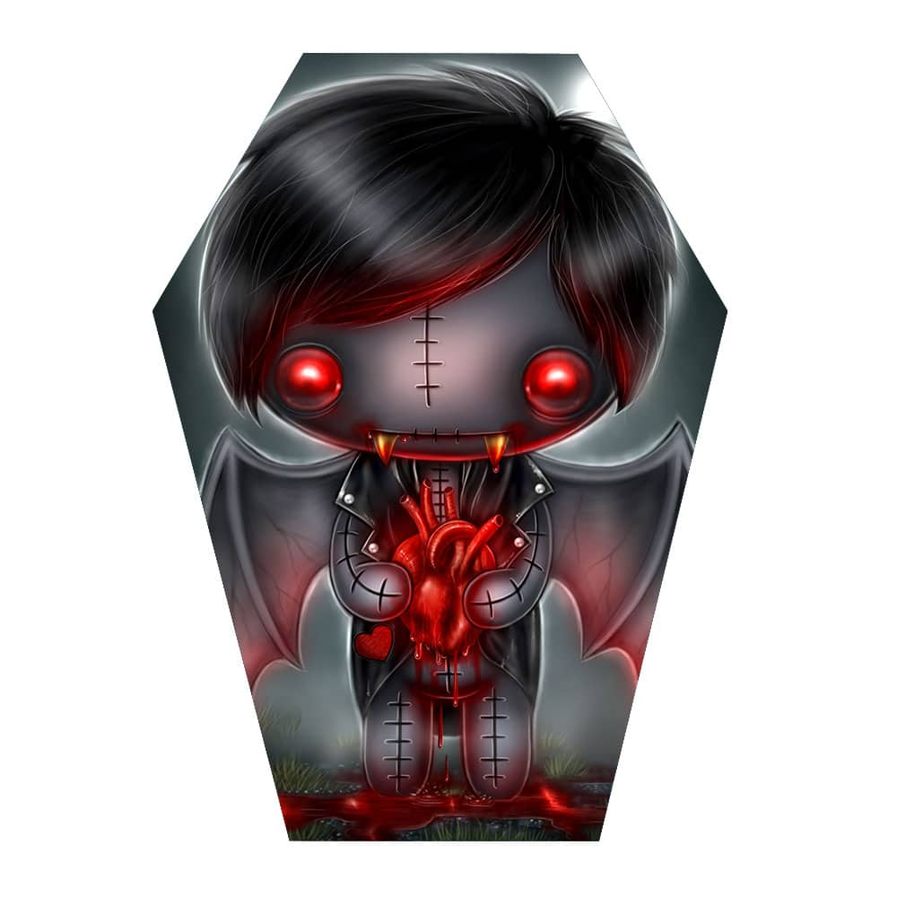 victor-vampling-artwork-in-coffin-shape