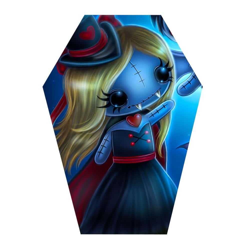 viktoria-artwork-in-coffin-shape